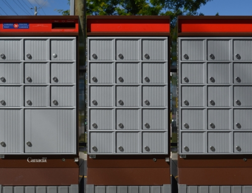 Canada Post Superboxes