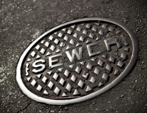 Upcoming sewer work