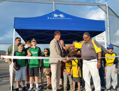 Grand Opening of William McCulloch Park