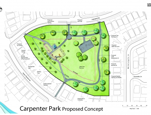 Carpenter Park Redevelopment