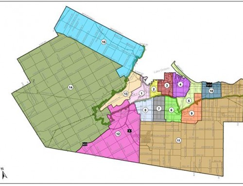 Ward Boundary Review